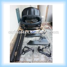 BENZ AMG W204 C63 BODY KIT FRONT BUMPER 2014