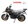 PT200GY-9 Cheap Pric eSingle Cylender Disk/ Drum Brake Kids Gas Red Mini Dirt Bikes 50cc