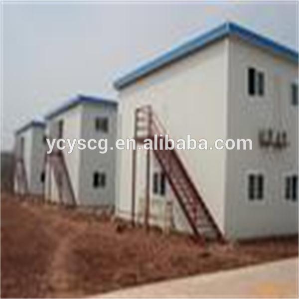 Casas modulares panel s ndwich material de construcci n prefabricados identificaci n del - Casas de panel sandwich ...