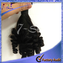 2014 August Hot Cheap factory price Africa curly wave unprocessed virgin hair human hair extension indian/ brazilian hair