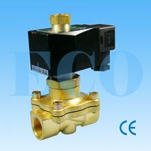 Brass Normally Open Diaphragm Water Solenoid Valve