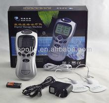 Tens digital machine massager, electric pulse massager
