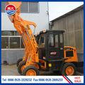 Zl-910 weifang moteur diesel mini chargeuse sur pneus d'équipement de construction matériel agricole