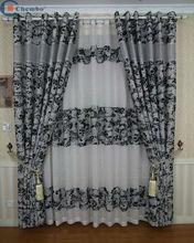 2014 china wholesale ready made curtain,decorative curtain fringe