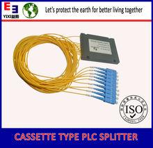 fiber optical cable Fiber Optic Splitter / PLC Splitter module