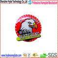 Personalizado de metal de epoxy etiqueta emblema de embarcaciones, adhesivo de águila de metal emblema de la placa de identificación