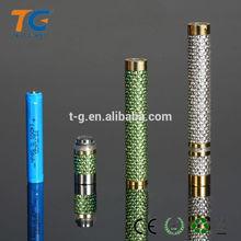 evaporator e cigarette TeamGiant patent 714pcs high end super slim bling bling Austria crystal e cigarette VENUS to presell