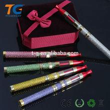 giant e-cigarette TeamGiant patent 714pcs high end super slim bling bling Austria crystal e cigarette VENUS to presell