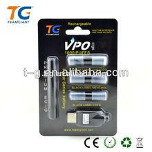 China wholesale e cigs made usa distributors new e-cig 2014 TeamGiant rechargeable mini e cigarette VPO