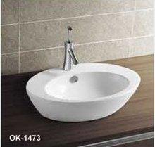 modern design ceramic art basin