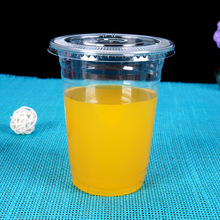 Customized Plastic Yogurt Cup Lids/Disposable Plastic Cups and Lids/Large Plastic Candy Jars With Lids