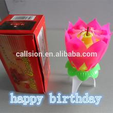 indoor sparkler birthday candle for birthday