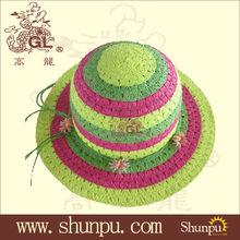 wholesale children straw hats