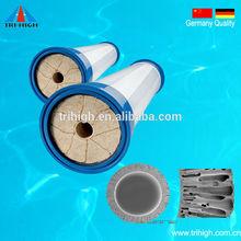 membrane separation for sea water pretreatment