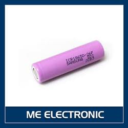 SAMSUNG 18650 26F battery18650 26F flat top