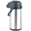 eco thermo water jug with side handle pot