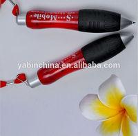 2014 Yes Novelty Custom Fat Novelty Pens