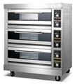 parler du pain boutiquepour collaborateur gaz en acier inoxydable équipement de boulangerie