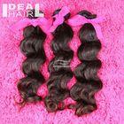 virgin malaysian hair wavy 4pcs lot