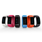 NEW&HOT!! Bluetooth Smart Bracelet OLED screen Mobile Phone Accessory APP for Android iOS