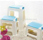Plastic stools & ottomans, cartoon stool,fancy stool ottoman