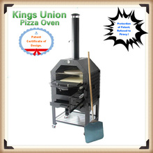 Outdoor cast iron wood stove for sale (P-003)