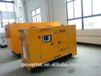HFO (Heavy Fuel Oil) power system/ Diesel genset