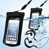 Wholesale mobile waterproof case,for iphone 5 waterproof case,pvc phone waterproof case