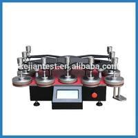 Fabric ASTM D4966 standard abrasion testing