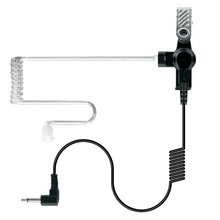 3.5mm Single ear headset with Acustic Air tube TC-617-1N