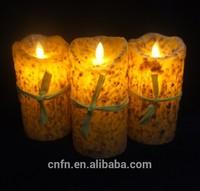 flameless luminara candle wholesale ,led paraffin wax candle light