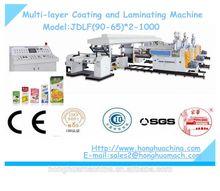 Multi-layer coating and laminating machine,non woven extrusion machine