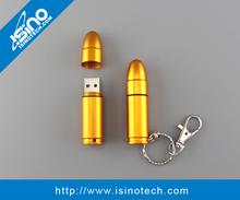 USB Flash Drive Bullet USB2.0 Thumb Drive 8GB