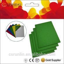 Wholesale self adhesive felt sheets for Children DIY