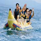 2014 Best popular PVC inflatable aluminum floor inflatable kayak