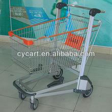 Supermarket shopping trolley carts,elderly shopping cart