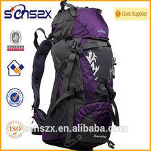 vintage canvas hiking backpack adult school bag hunting backpack