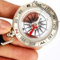 zb49 de metal reloj de bolsillo brújula