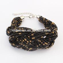 Wholesale Multi Wrap Around Glass Beads Friendship Seed Beads Bracelets
