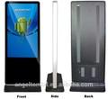 Pulgadas 55 personalizado de alta definición digital signage pantallas táctiles, avanzada la última de alta resolución lcd pantalla led de publicidad
