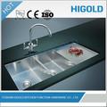 top quality projeto novo atacado desenho profundo açoinoxidável pia da cozinha