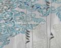 Luxus Balkon teppich mit romantischen muster