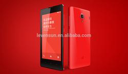 Original Xiaomi Red Rice 1S Xiaomi Hongmi 1S 4.7'' 1280x720 IPS touch screen WCDMA Dual SIM Android 4.2 mobile phone