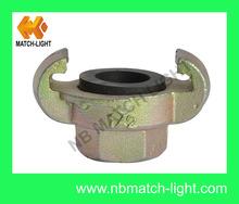 China Manufacturing European Casting Bronze Air Hose Adapter