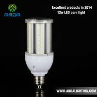 12w LED Bulb light 3 years warranty (CE& RhOS) led corn cob light bulb