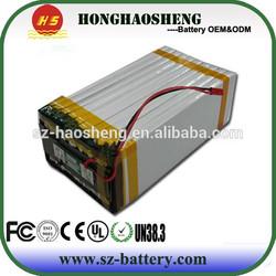 long life cycle and high capacity lipo battery electric bike kit batterie lipo 36v 10ah