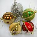 bolas de espuma de poliestireno decorada para la navidad precio de fábrica al por mayor