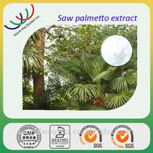 Saw palmetto fruit extract ,saw palmetto extract 20: 1, saw palmetto extract fatty aids 25%