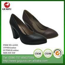 women high heel dress shoe