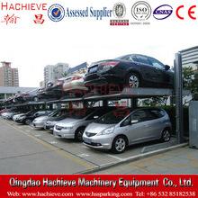 2 post auto vehicle parking solutions /public car parking solutions